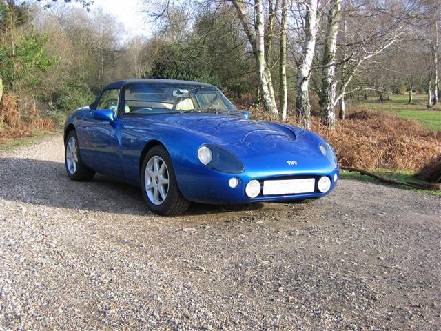 tvr griffith emissions used 1997 tvr griffith for sale in. Black Bedroom Furniture Sets. Home Design Ideas